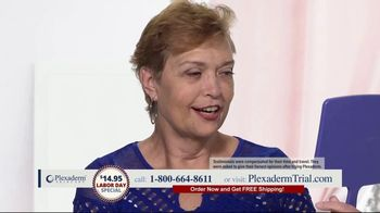 Plexaderm Skincare Labor Day Special TV Spot, 'See it Work: $14.95' - Thumbnail 1