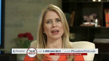 Plexaderm Skincare Labor Day Special TV Spot, 'See it Work: $14.95' - Thumbnail 2