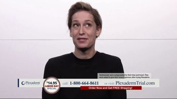 Plexaderm Skincare Labor Day Special TV Spot, 'See it Work: $14.95' - Thumbnail 6