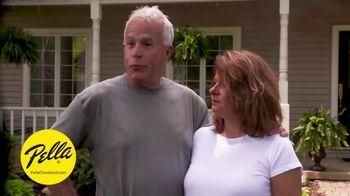 Pella TV Spot, 'Customers: Front Door' - Thumbnail 2