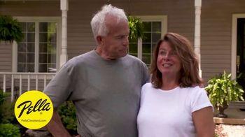 Pella TV Spot, 'Customers: Front Door' - Thumbnail 5