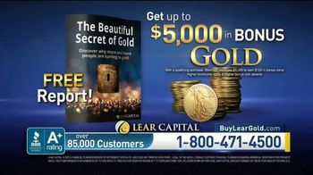 Lear Capital TV Spot, 'The Beautiful Secret of Gold' - Thumbnail 5