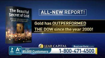 Lear Capital TV Spot, 'The Beautiful Secret of Gold' - Thumbnail 3