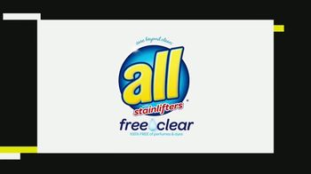 All Laundry Detergent TV Spot, 'Oxygen: Static Cling' - Thumbnail 8