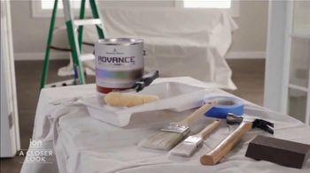 Benjamin Moore Advance Paints TV Spot, 'Ion Television: Interior Doors' - Thumbnail 3