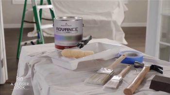 Benjamin Moore Advance Paints TV Spot, 'Ion Television: Interior Doors' - Thumbnail 7