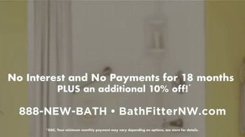 Bath Fitter Biggest Sale Ever TV Spot, 'Final Month: Shower You've Always Wanted' - Thumbnail 10