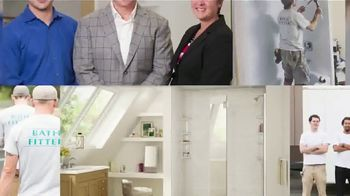 Bath Fitter Biggest Sale Ever TV Spot, 'Final Month: Shower You've Always Wanted' - Thumbnail 2