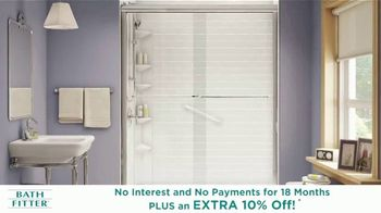 Bath Fitter Biggest Sale Ever TV Spot, 'Final Month: Shower You've Always Wanted' - Thumbnail 5
