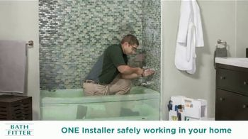 Bath Fitter Biggest Sale Ever TV Spot, 'Final Month: Shower You've Always Wanted' - Thumbnail 9