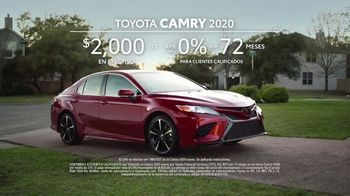 2020 Toyota Camry TV Spot, 'Miguel Angel' [Spanish] [T2] - Thumbnail 6
