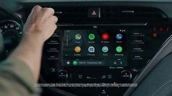 2020 Toyota Camry TV Spot, 'Miguel Angel' [Spanish] [T2] - Thumbnail 2