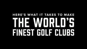 Parsons Xtreme Golf TV Spot, 'Relentless' - Thumbnail 1