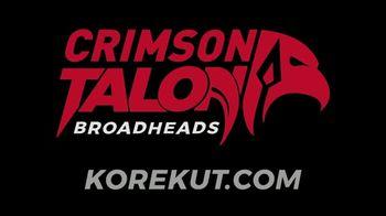 Crimson Talon Broadheads TV Spot, 'A Storm Is Coming' - Thumbnail 6