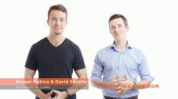 Carpe TV Spot, 'Sweat Management'