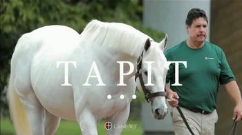 Gainesway TV Spot, 'Tapit'
