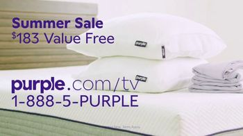 Purple Mattress Summer Sale TV Spot, 'Try It' - Thumbnail 9