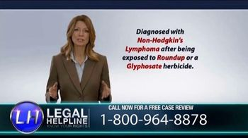 Napoli Shkolnik PLLC TV Spot, 'Legal Helpline: Roundup Litigation' - Thumbnail 9