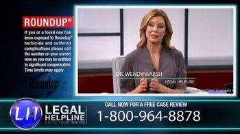 Napoli Shkolnik PLLC TV Spot, 'Legal Helpline: Roundup Litigation' - Thumbnail 1