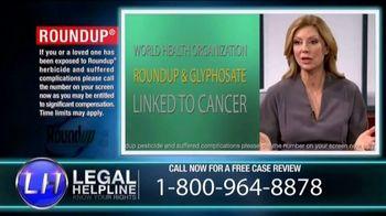 Napoli Shkolnik PLLC TV Spot, 'Legal Helpline: Roundup Litigation' - Thumbnail 2