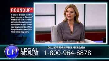 Napoli Shkolnik PLLC TV Spot, 'Legal Helpline: Roundup Litigation'