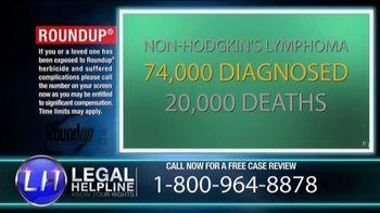 Napoli Shkolnik PLLC TV Spot, 'Legal Helpline: Roundup Litigation' - Thumbnail 4