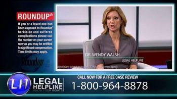 Napoli Shkolnik PLLC TV Spot, 'Legal Helpline: Roundup Litigation' - Thumbnail 5
