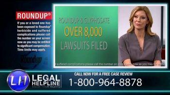 Napoli Shkolnik PLLC TV Spot, 'Legal Helpline: Roundup Litigation' - Thumbnail 6