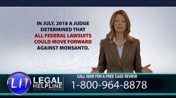 Napoli Shkolnik PLLC TV Spot, 'Legal Helpline: Roundup Litigation' - Thumbnail 8