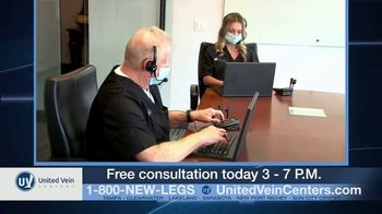 United Vein Centers TV Spot, 'Vein Disease: Serious Medical Condition' - Thumbnail 7