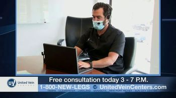 United Vein Centers TV Spot, 'Vein Disease: Serious Medical Condition' - Thumbnail 8