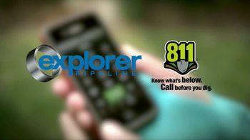 811 Explorer Pipeline TV Spot, 'Do Yourself a Favor' - Thumbnail 9
