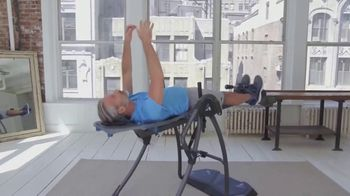 Teeter Hang Ups FitSpine TV Spot, 'I Wrecked My Back: Try Risk-Free' - Thumbnail 8