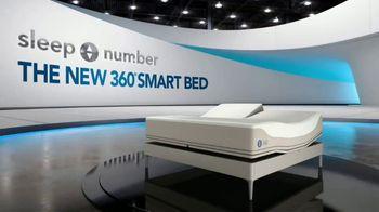 Sleep Number Weekend Special TV Spot, 'Temperature Balance' - Thumbnail 2