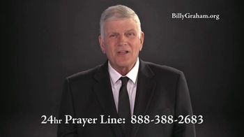 Billy Graham Evangelistic Association TV Spot, 'Are You Fed Up?'