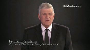 Billy Graham Evangelistic Association TV Spot, 'Controversy Around Kneeling'