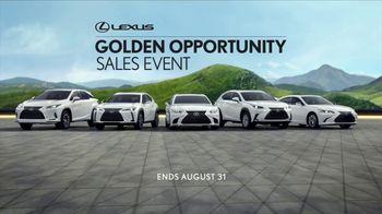 Lexus Golden Opportunity Sales Event TV Spot, 'Innovation' [T2] - Thumbnail 8