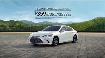 Lexus Golden Opportunity Sales Event TV Spot, 'Innovation' [T2] - Thumbnail 9