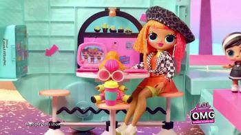 L.O.L. Surprise! O.M.G. 4-in-1 Glamper Fashion Camper TV Spot, '55 Surprises'