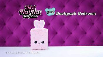 Na! Na! Na! Surprise 3-in-1 Backpack Bedroom TV Spot, 'Secret Bedroom Hidden Inside' - Thumbnail 10
