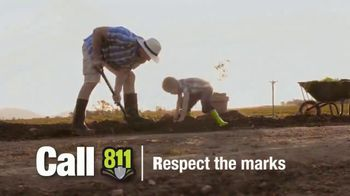 811 TV Spot, 'Safe Digging Requires Care' - Thumbnail 6