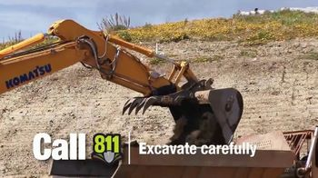 811 TV Spot, 'Safe Digging Requires Care' - Thumbnail 7