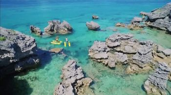 Bermuda Tourism TV Spot, 'Feel a World Away' Song by Noise Cans, Louise Chantál - Thumbnail 6