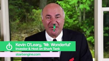 StartEngine TV Spot, 'Become a Shark' Featuring Kevin O'Leary - Thumbnail 10