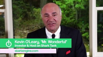 StartEngine TV Spot, 'Become a Shark' Featuring Kevin O'Leary