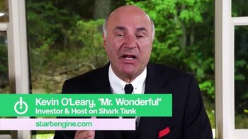 StartEngine TV Spot, 'Become a Shark' Featuring Kevin O'Leary - Thumbnail 6