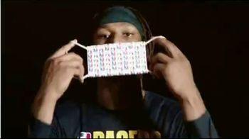 NBA Cares TV Spot, 'Wear a Mask PSA' - 16 commercial airings
