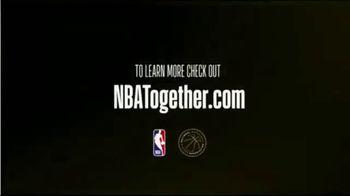 NBA Cares TV Spot, 'Wear a Mask PSA' - Thumbnail 10