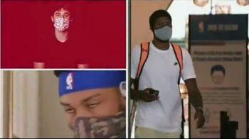 NBA Cares TV Spot, 'Wear a Mask PSA' - Thumbnail 5