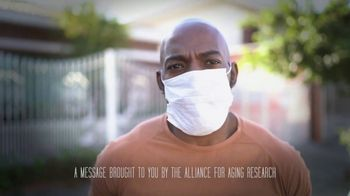 Alliance for Aging Research TV Spot, 'Wear a Mask'